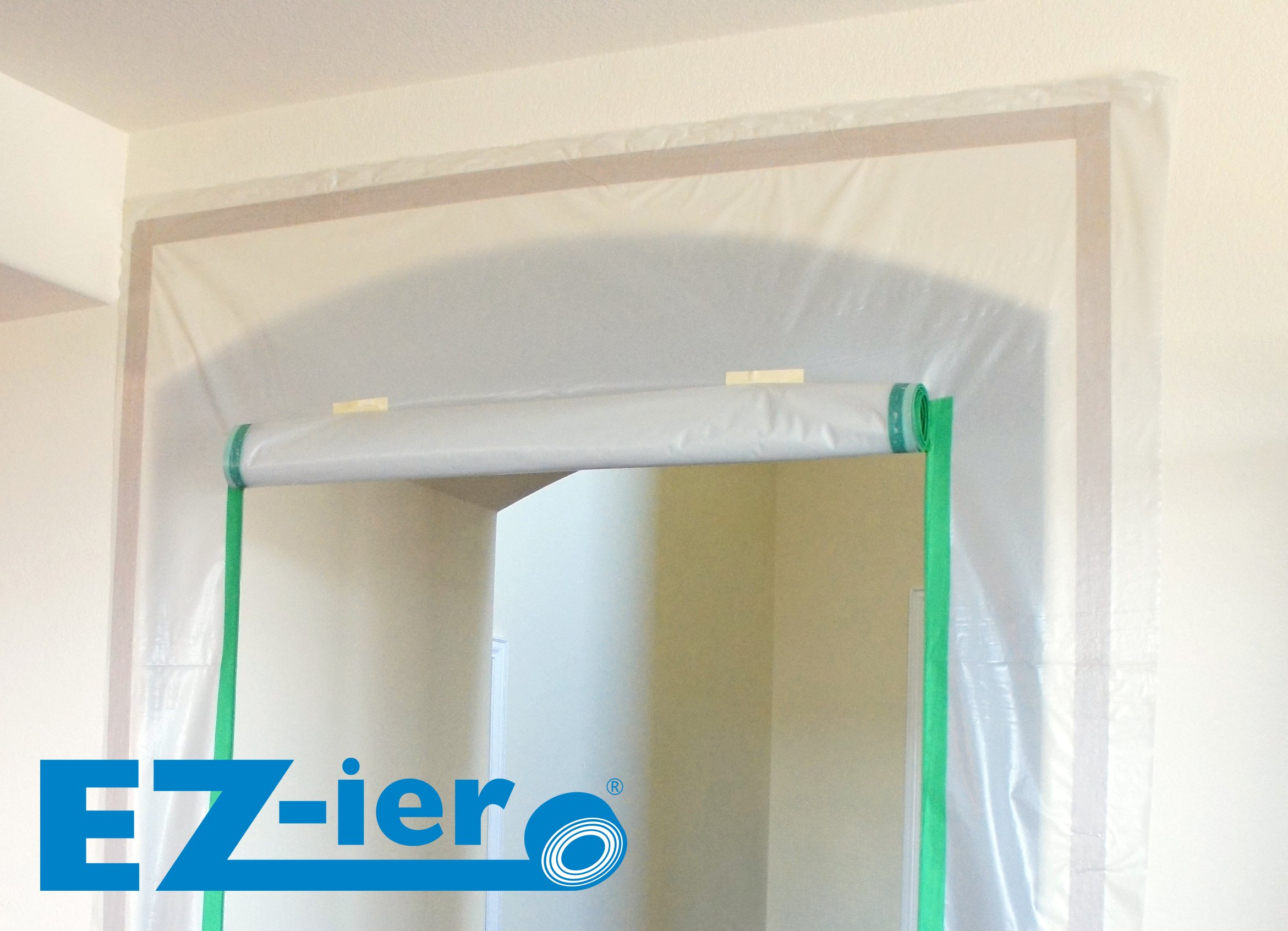 EZ-ier Tape Double-Sided Containment and Dust Barrier Tape (2'' x 60')