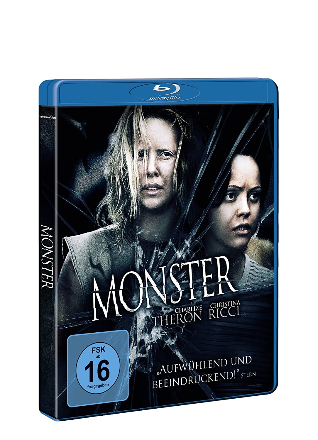 Monster [Alemania] [Blu-ray]: Amazon.es: Charlize Theron, Christina Ricci, Bruce Dern, Scott Wilson, Annie Corley, Pruitt Taylor Vince, Marc Macaulay, ...