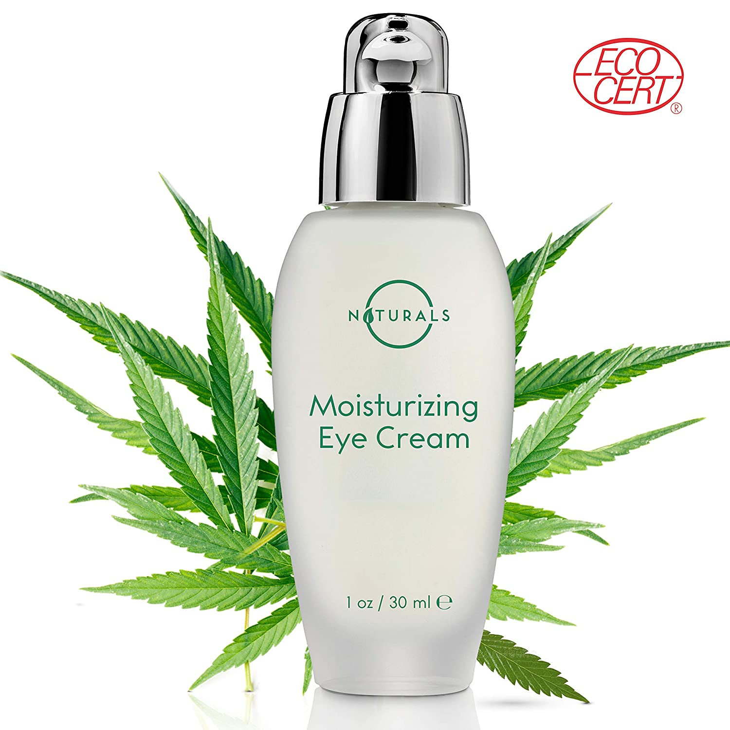 O Naturals Anti-Aging Hydrating Hemp Seed Oil Eye Cream 10oz