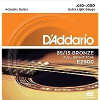 D'Addario EZ900 Juego de cuerdas para guitarra acústica