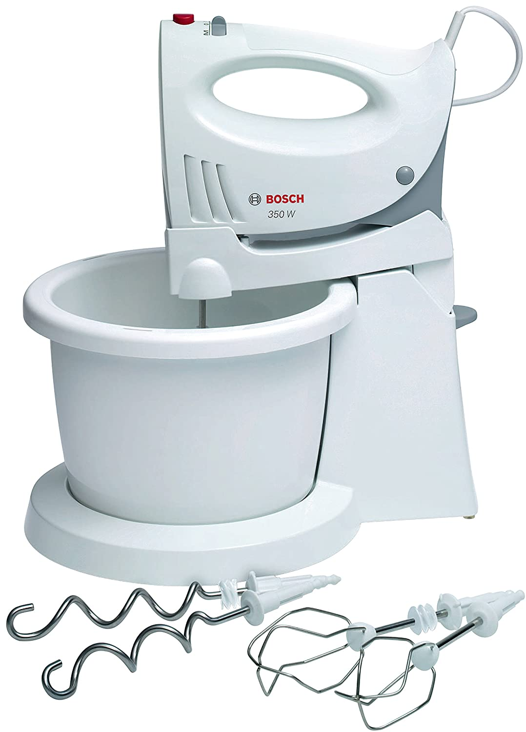 Bosch MFQ3555GB 350-Watt Hand Mixer (White)