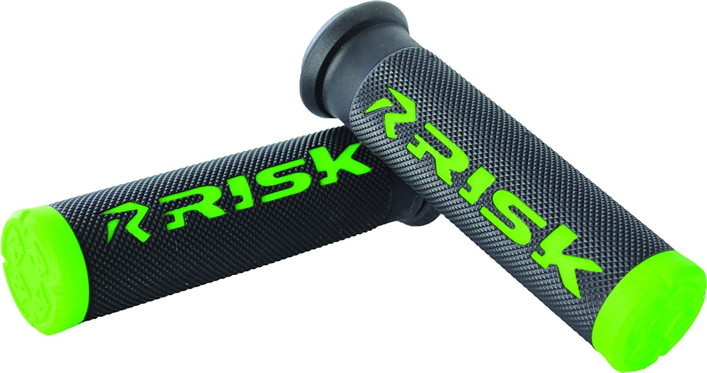 ATV//MTB Green Risk Racing 05-1043 Fusion 2.0 Grip Tech Bonding System