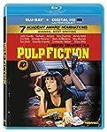Pulp Fiction Blu-ray + Digital HD Ultraviolet [Importado]