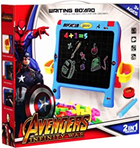 Avengers Infinity War Writing Board 2 In 1 Teach With Joy 37 x  40 CM