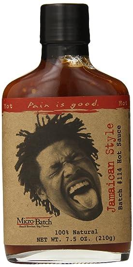 Salsa Picante Extrema - Pain Is Good Batch # 114 Jamaican Hot Sauce: Amazon.es: Electrónica