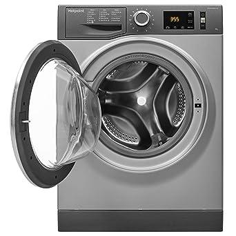 2118f6e7b1 Hotpoint ActiveCare NM11946GCA Ultra Efficient 9kg 1400rpm Freestanding  Washing Machine - Graphite