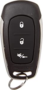 Audiovox Prestige 143BP Replacement Remote for APS25E and APS57E FCC ID ELVATNB