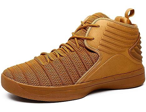 IIIIS-F Zapatillas de Deporte de Running para Hombre Mujer Gimnasia Ligero  Sneakers Casual Malla d2c1daaa4714b
