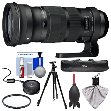 Sigma 120 - 300 mm f/2,8 Deportes DG APO OS HSM Objetivo Zoom con ...