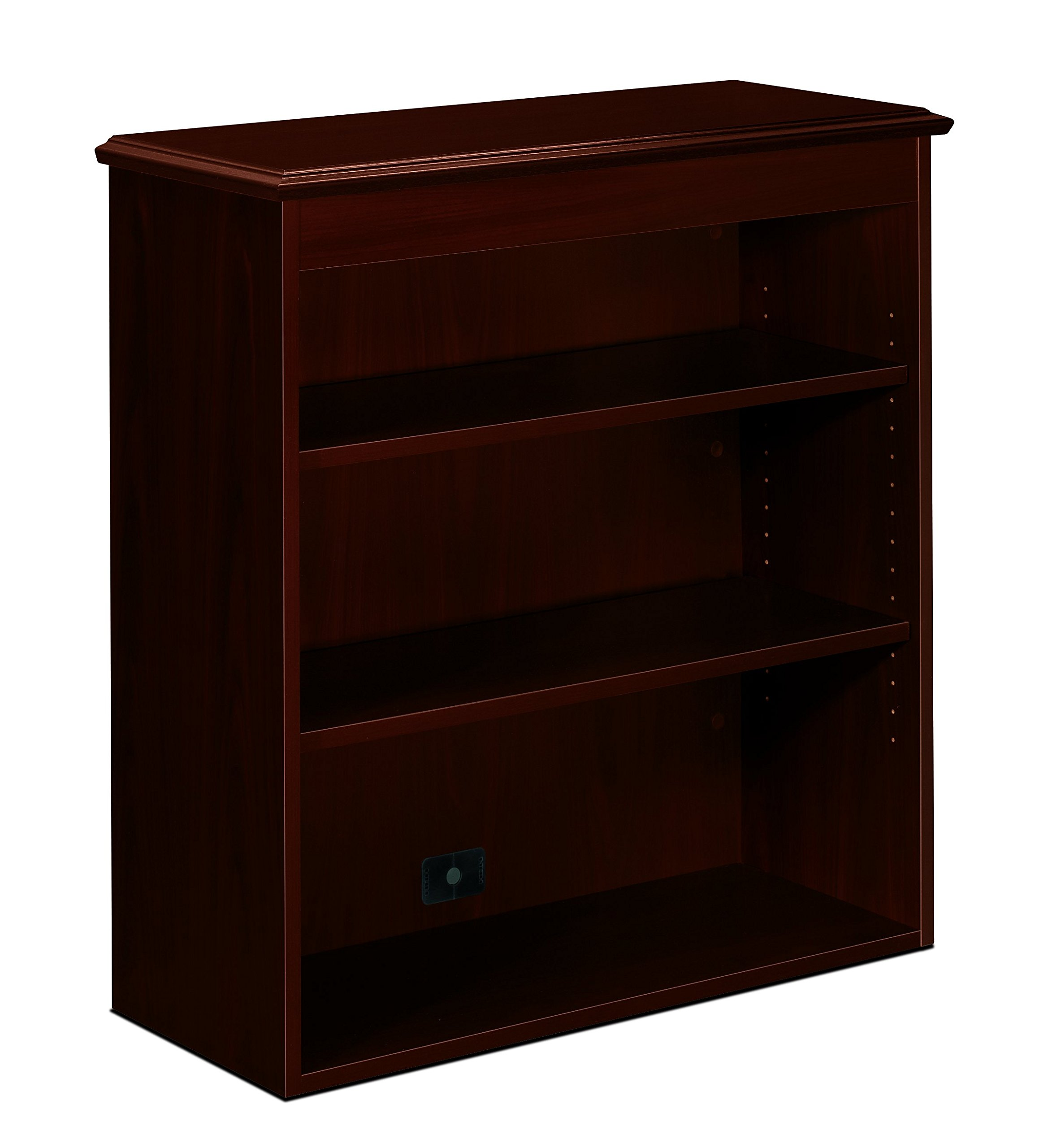 HON 94011N 94000 Series 33-1/2 by 33-1/2 by 28-7/8-Inch Queen Anne Base Kit, Mahogany