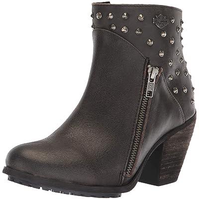 HARLEY-DAVIDSON FOOTWEAR Women's Wexford Fashion Boot | Ankle & Bootie