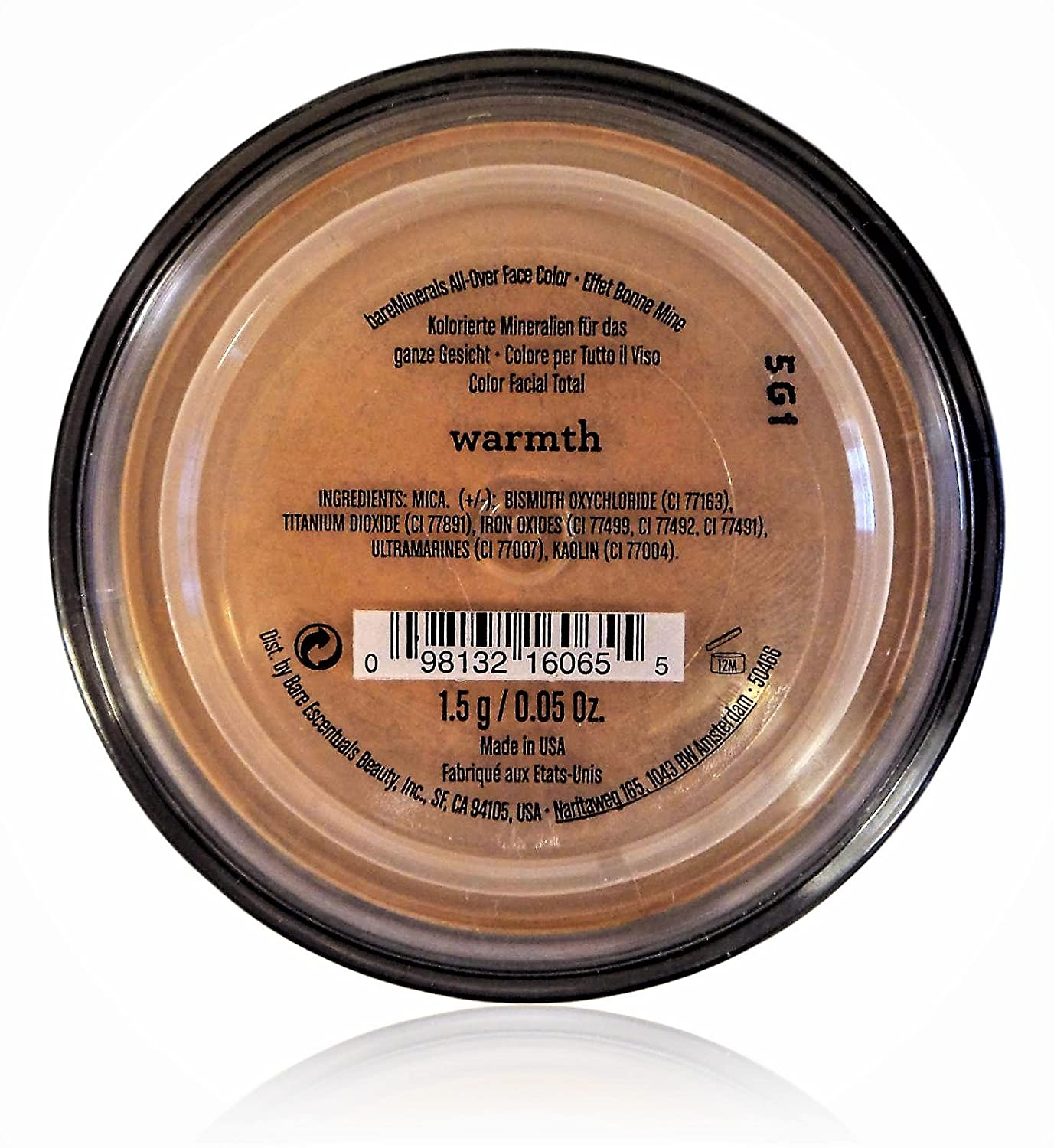Bare Escentuals bareMinerals - All Over Face Color - Warmth