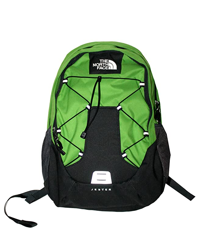 Amazon.com: The North Face Mens Jester Laptop Backpack BOOK BAG (TNF RED): Computers & Accessories