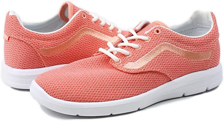 Vans Womens ISO 1.5 Mesh Shoes Peach