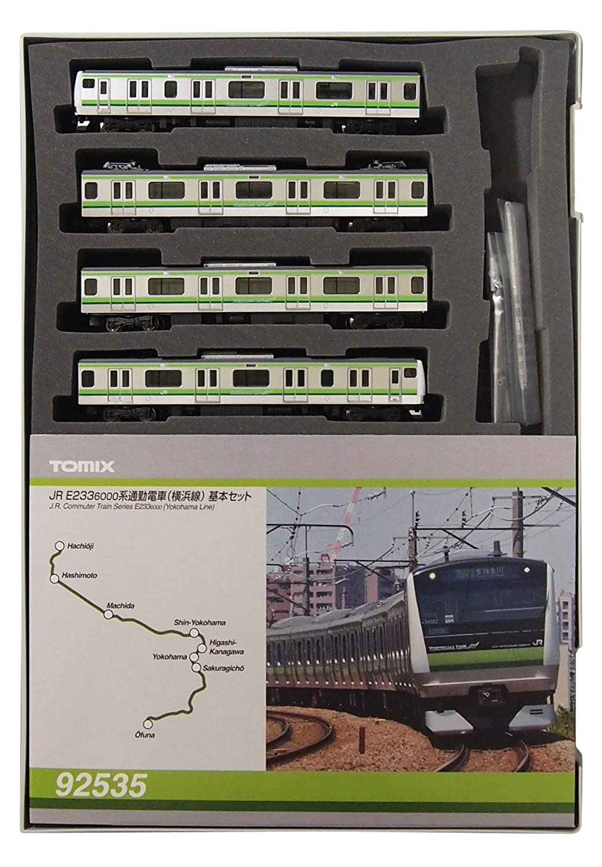 TOMIX Nゲージ E233 6000系 横浜線 基本セット 92535 鉄道模型 電車 B00IZRU99M