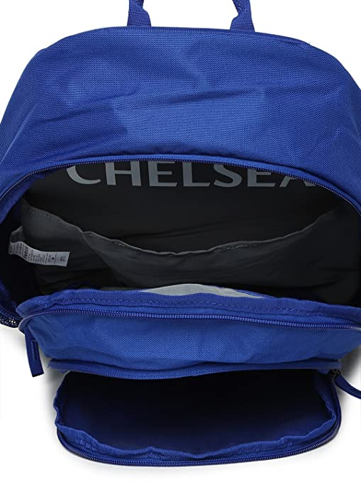 2b4aecefbb42 Nike Unisex Blue STADIUM chelsea FC BKPK Backpack  Amazon.in  Bags ...