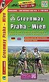 Greenway Praha - Wien 1 : 100 000: Shocart Radkarte