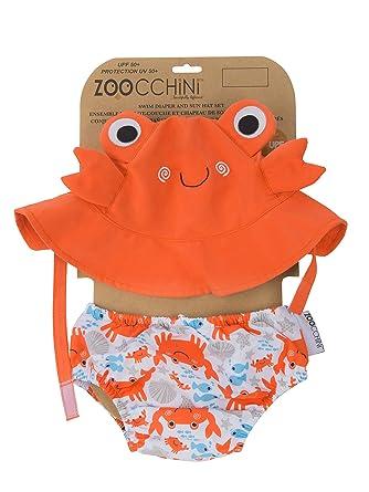 ZOOCCHINI Swim Diaper   Sun Hat  Amazon.ca  Baby 7842f10d5ce