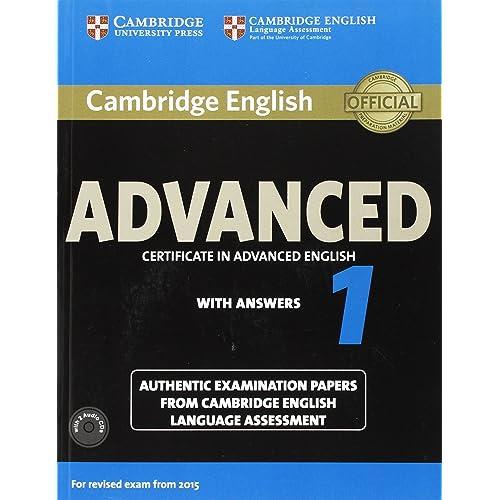 Advanced Cambridge: Amazon.es