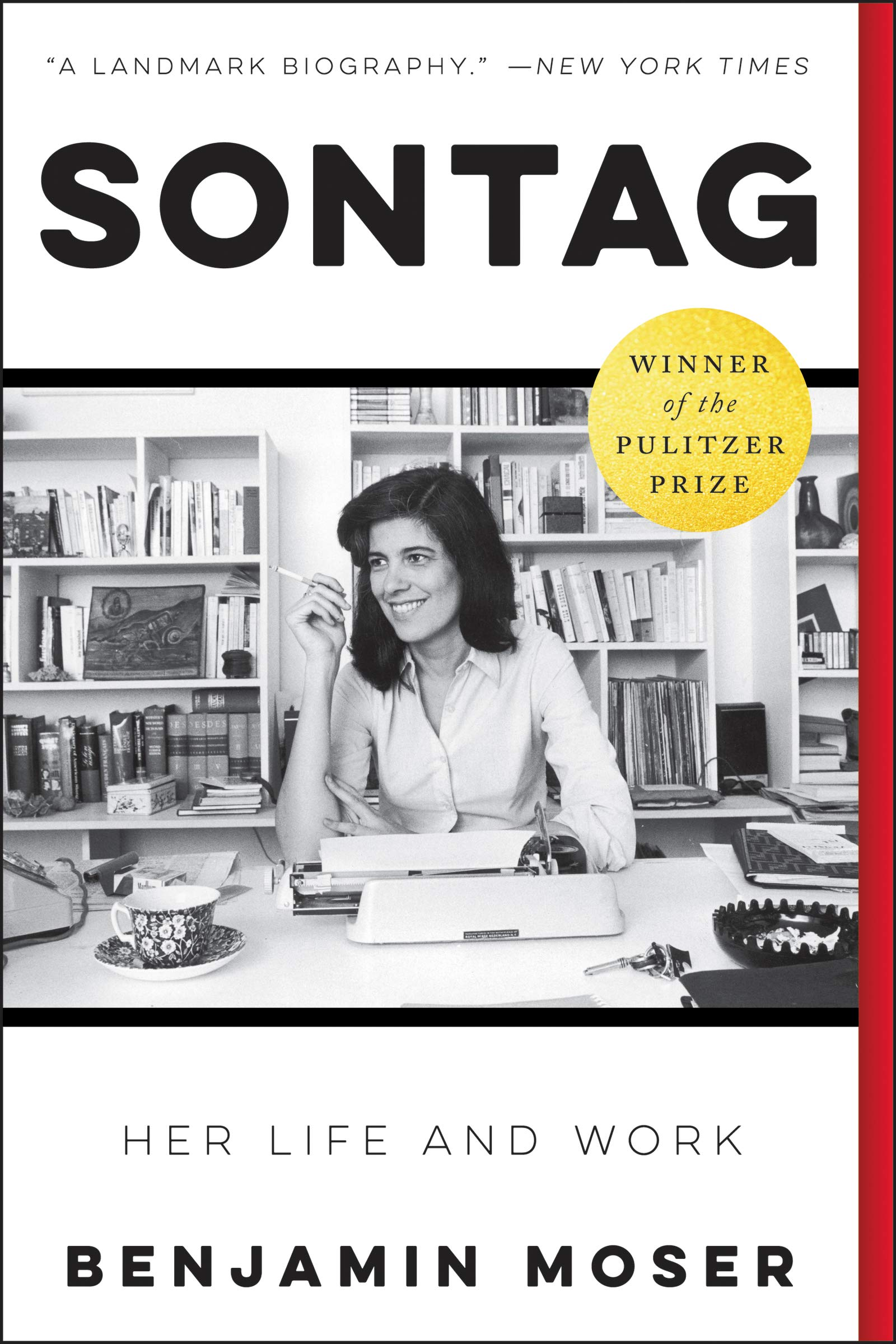 Sontag: Her Life and Work: Moser, Benjamin: 9780062896407: Amazon.com: Books