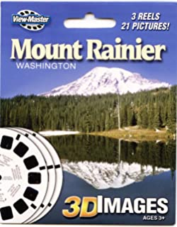 Never opened unsold store stock Crater Lake National Park ViewMaster Reels 3D Oregon Classic ViewMaster