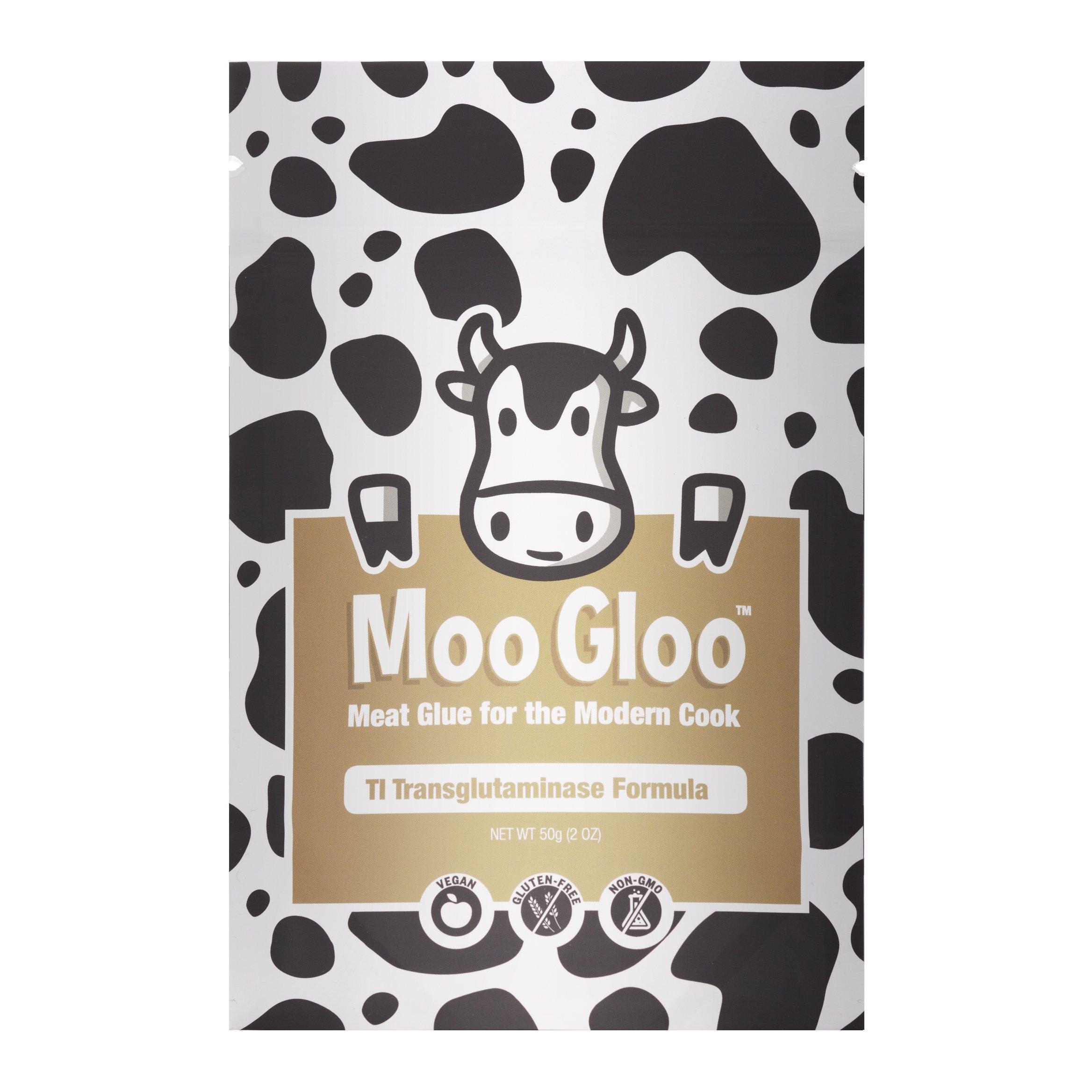 Moo Gloo Value Pack - Transglutaminase - Meat Glue - 150g/6oz. (Bundle with 3 items) by Moo Gloo (Image #4)