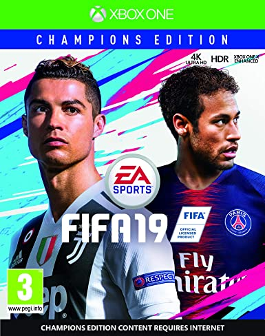 FIFA 19 Champions Edition - Xbox One [Importación inglesa]: Amazon ...