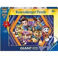 Ravensburger Puzzel, Paw Patrol film, puzzel, 60 stukjes, puzzel voor kinderen, aanbevolen leeftijd 4+, hoogwaardige…