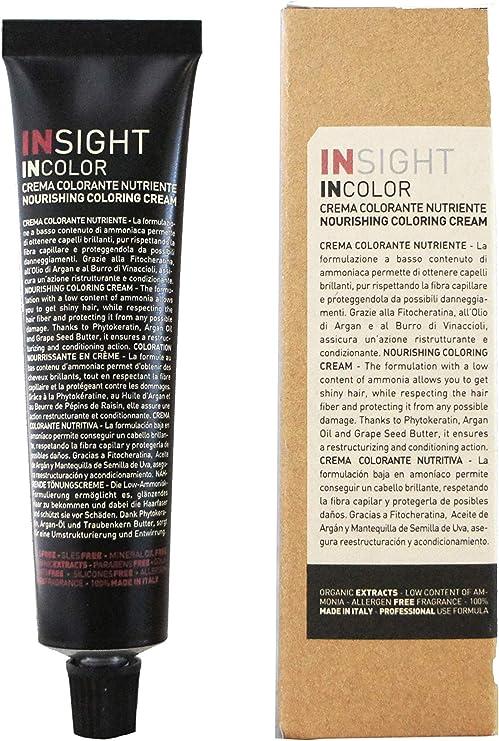 Insight Incolor 6.34 Gold Cobre Rubio Oscuro, 100 g: Amazon ...