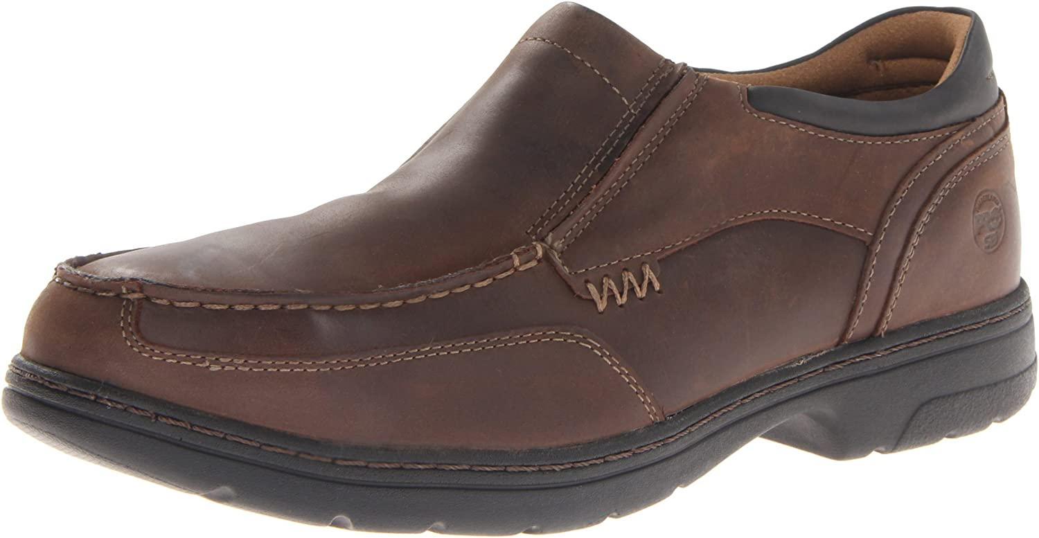 Timberland PRO Men's Branston Moc-Toe Slip-On Work Shoe