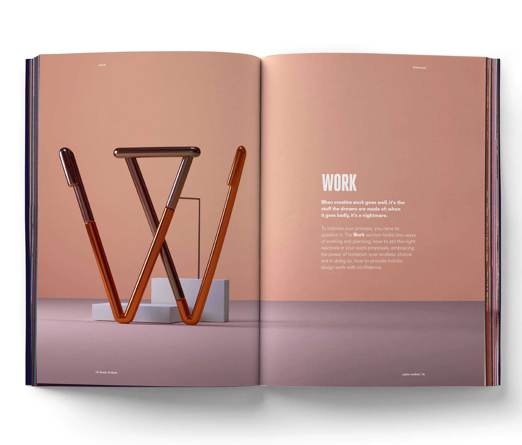 Book of Ideas: 2: A Journal of Creative Direction and