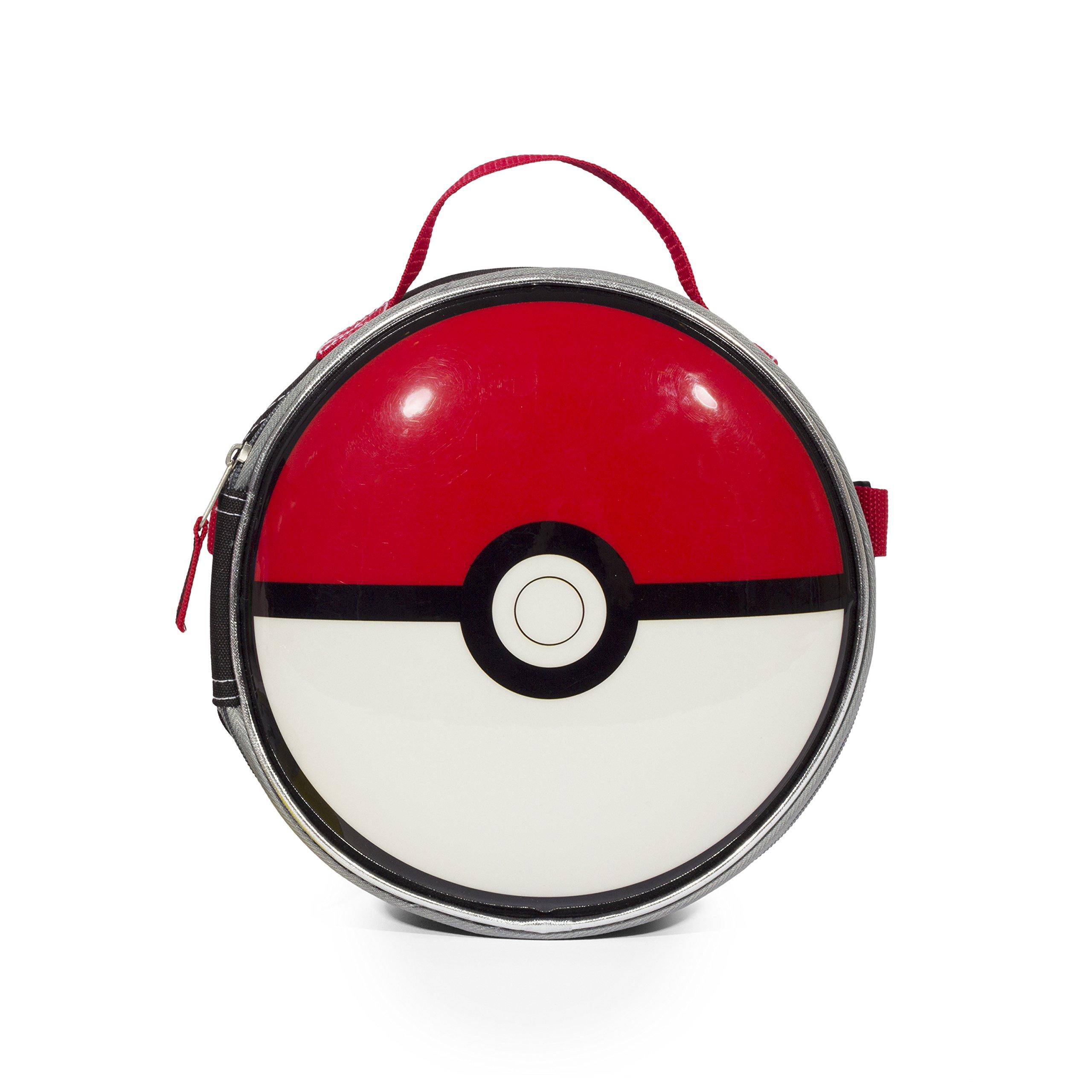 Pokemon Pokeball EVA Lunch Kit