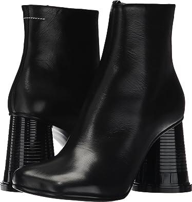 MM6 Maison Margiela Hollow Cup Heel Boot G0OJ8Qf