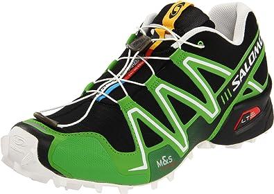 Salomon Speedcross 3 L12846600 - Zapatillas Deportivas para Hombre, Color Negro, Talla 40 2/3 EU: Amazon.es: Zapatos y complementos