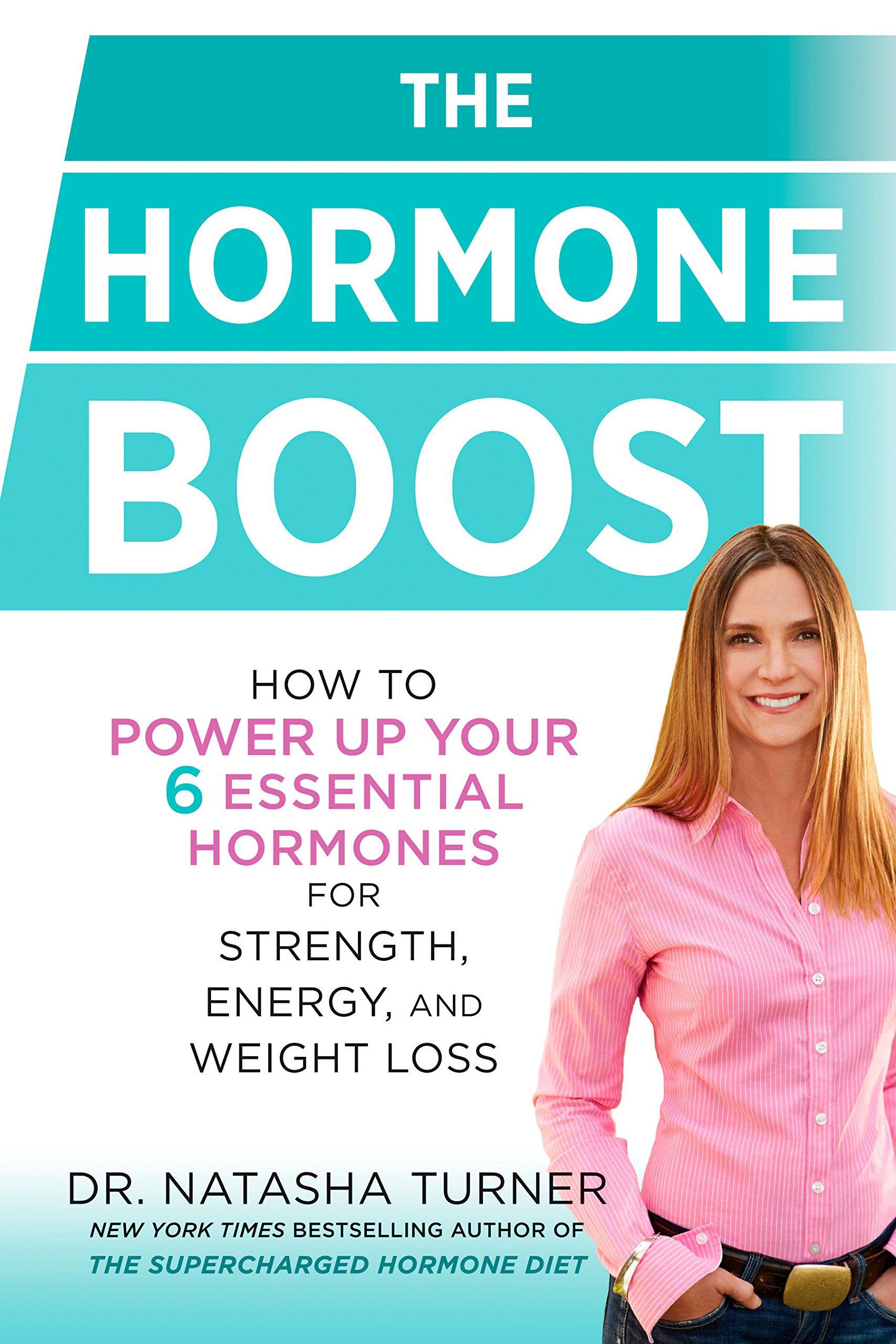 Supercharged hormone diet supplements
