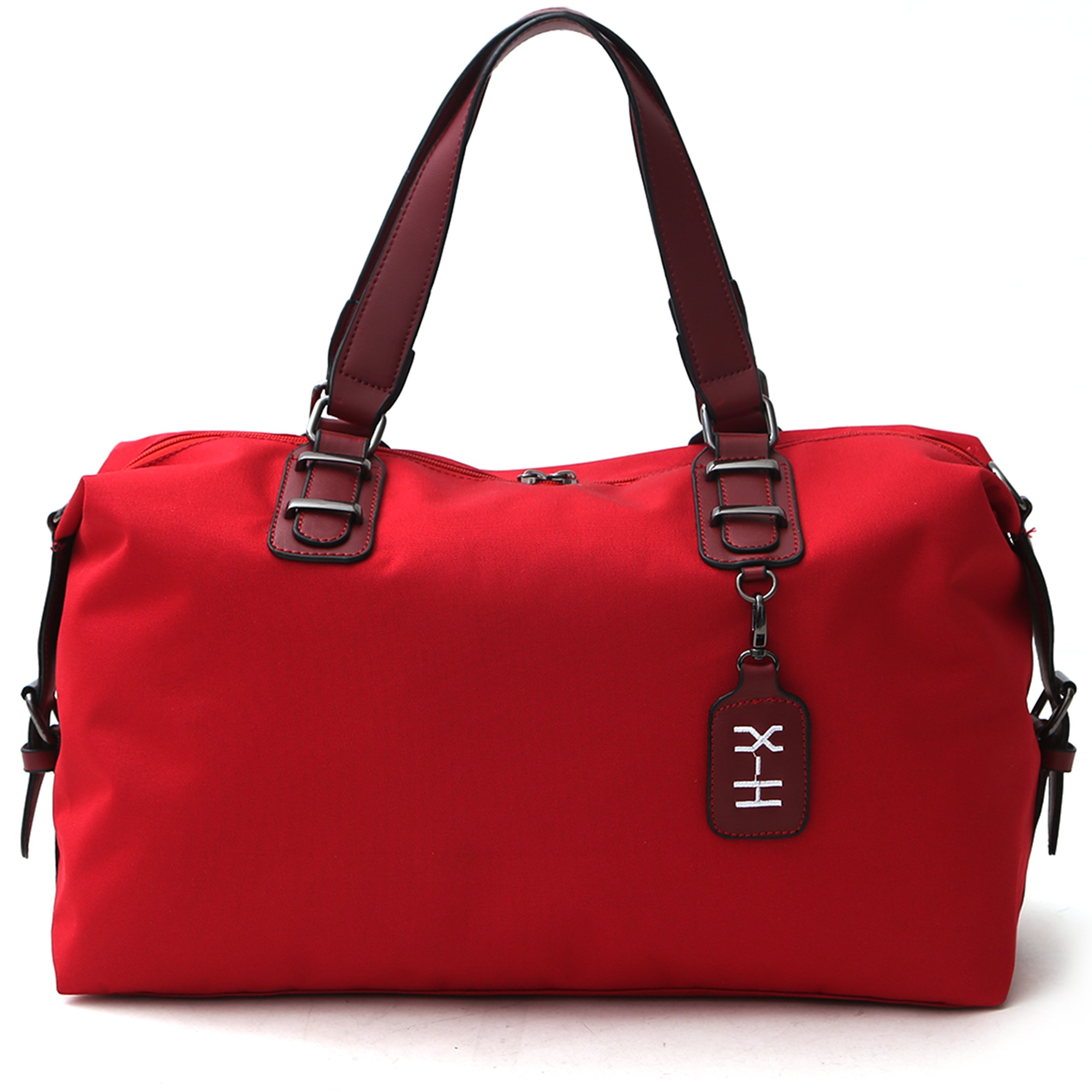 SENLI Travel Bag Foldable Large Travel Sports Duffel Bag Checked Bag