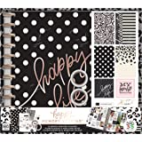 me & my BIG Ideas, Happy Memory Keeping BIG Box Kit - 153, Happy Life, 12 Month Undated Planner
