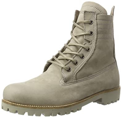 Blackstone Damen MW76 Desert Boots, Grau (Wild Dove), 38 EU