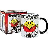 Mr Manchester Utd Mug - Football kit Cup Merchandise. Soccer Gift Fan. Men Man