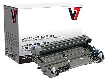 V7 DBK2R520 Tambor - Tambor de Impresora: Amazon.es: Informática