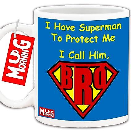 Buy Mug Morning Coffee For Brother