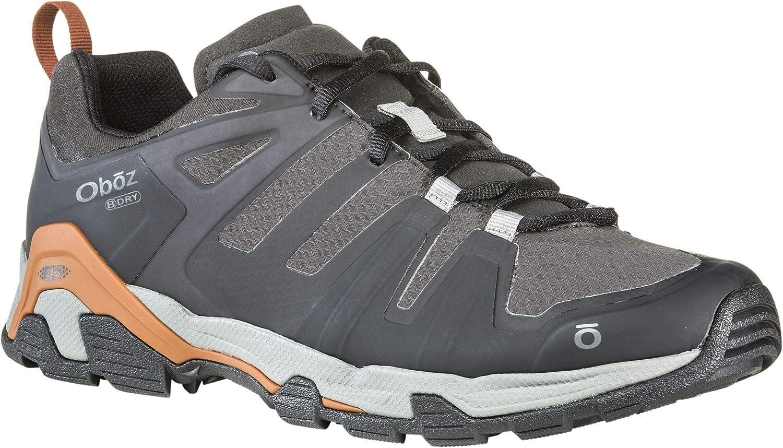 Oboz Men s Arete Low B-Dry Waterproof Hiking Shoe