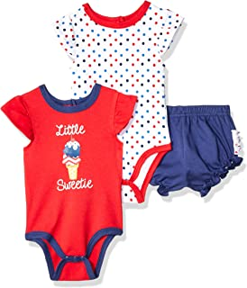 Quiltex Girls Toddler Owl Love You Footed Pants and Bib 3pc Set QNG93990 Top