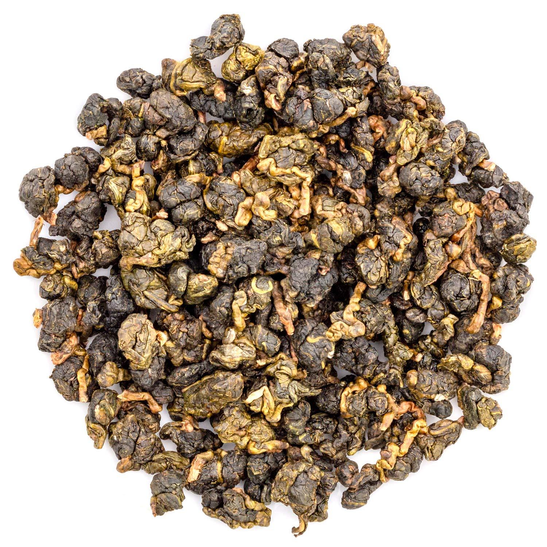 Oriarm 250g / 8.82oz Taiwan Milk Oolong Tea Loose Leaf 2nd Grade - Alishan Jin Xuan Tea Leaves - Great Milky Cream Taste and Aroma - Naturally High Mountain Grown by Oriarm