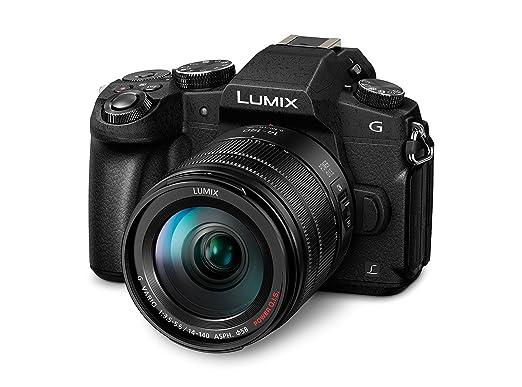 5 opinioni per Panasonic Lumix DMC-G81 + G VARIO 14-140mm MILC Body 16MP Live MOS 4592 x