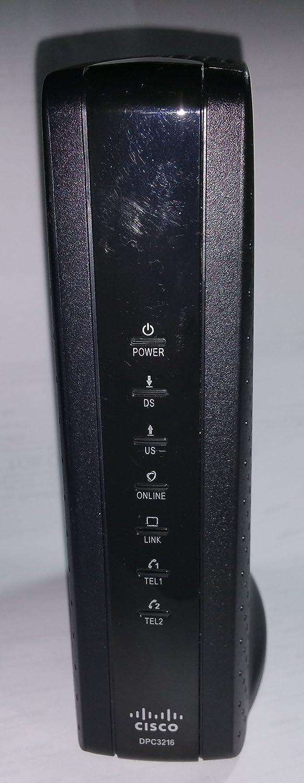 Cisco Systems / Technicolor - DPC3216-VCM-K9 DOCSIS 3 0 16x4 Cable Modem