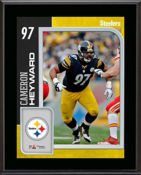 1e0f0341f Image Unavailable. Image not available for. Color  Cameron Heyward  Pittsburgh Steelers ...
