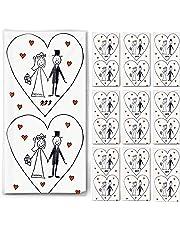 , 10 Paquetes de pañuelos de Papel 100=Matrimonio - Paquetes con