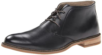 Deer Stags Men's Seattle Boot,8 2E US,Black