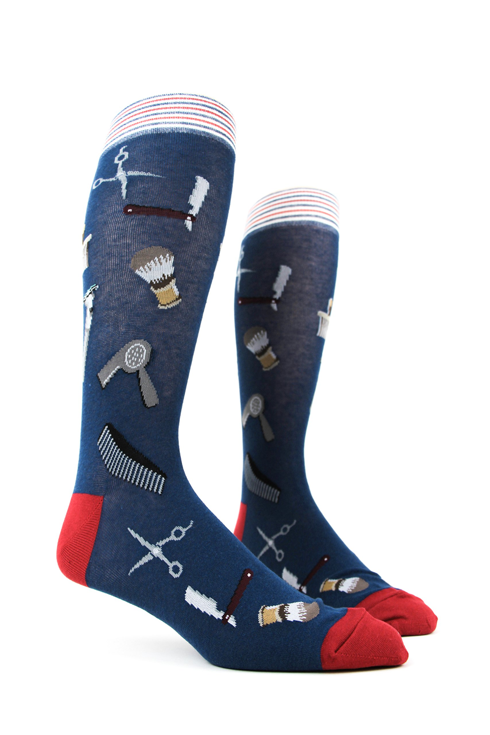 Foot-Traffic-Mens-Special-Interest-Socks-Fits-Mens-Shoe-sizes-7-12